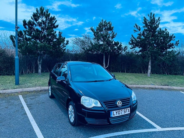2007 Volkswagen Polo 1.4 SE (80PS) 5d (07 reg)