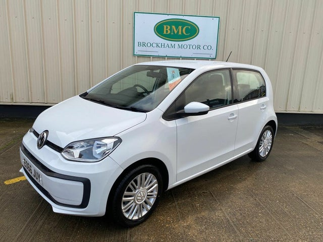 2016 Volkswagen up! 1.0 Move Up 5d (66 reg)