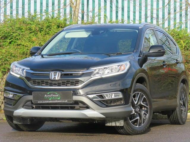 2017 Honda CR-V 1.6i-DTEC SE Plus (120ps) (2wd)(s/s) (17 reg)