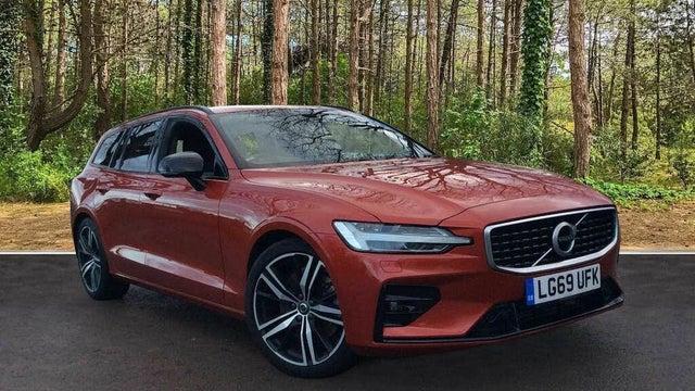 2019 Volvo V60 2.0 T5 R-Design Pro (69 reg)