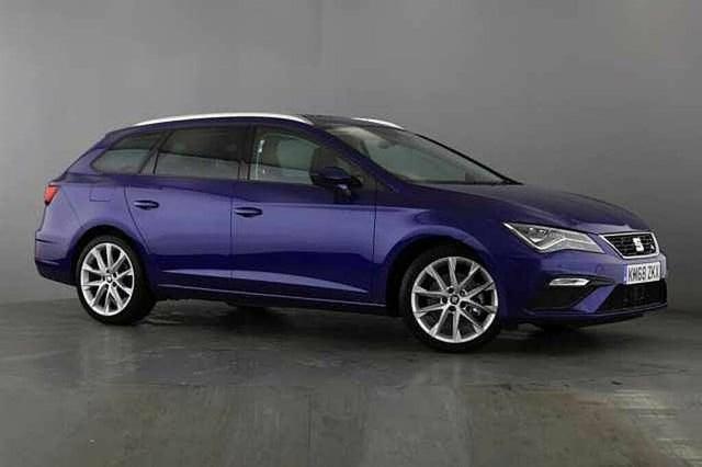 2018 Seat Leon 1.5 TSI EVO FR Sport (130ps) Estate (SZ reg)