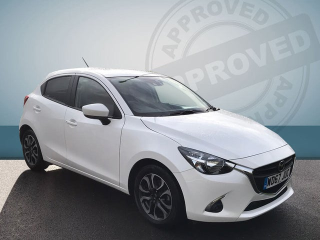 2018 Mazda Mazda2 1.5 Tech Edition (67 reg)