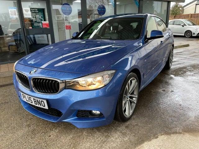2015 BMW 3 Series 2.0TD 318d M Sport GT (143bhp) (15 reg)