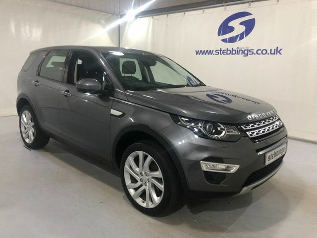 2016 Land Rover Discovery Sport 2.0Td4 HSE Luxury (s/s) (16 reg)