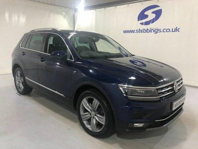2018 Volkswagen Tiguan 2.0TDI SEL (190ps) 4Motion (s/s) DSG (18 reg)