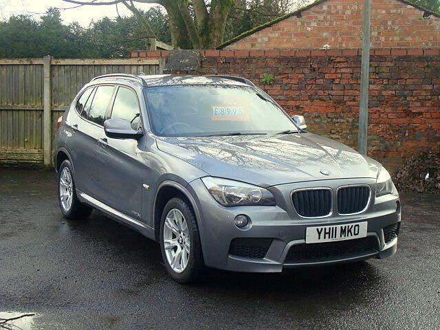 2011 BMW X1 2.0TD xDrive18d M Sport (11 reg)