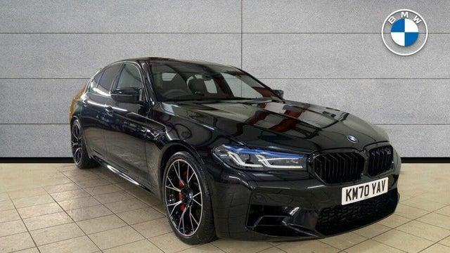 2020 BMW 5 Series 4.4 M5 Competition (616bhp) 4X4 (70 reg)