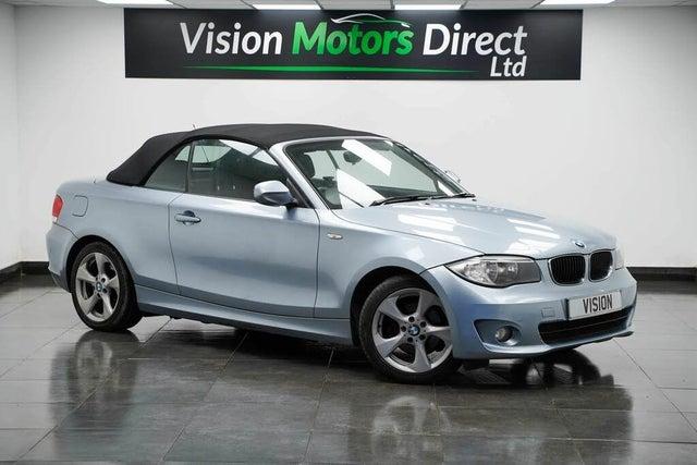 2012 BMW 1 Series 2.0 118i Sport (55 reg)