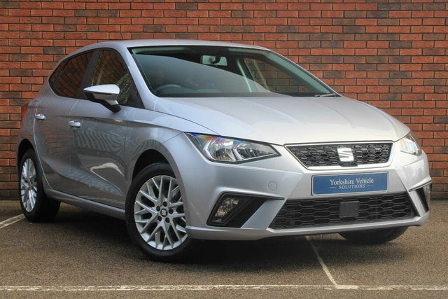 2019 Seat Ibiza 1.6TDI SE Technology (95ps) (69 reg)