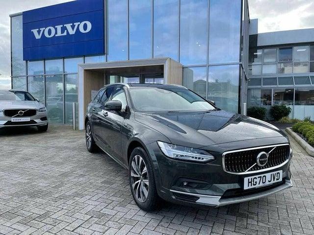 2021 Volvo V90 2.0 B5 Cross Country (70 reg)