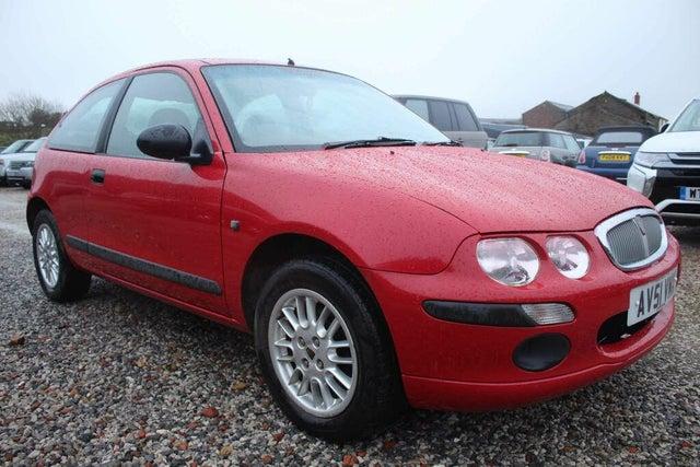 2001 Rover 25 1.4 i 16v 3d