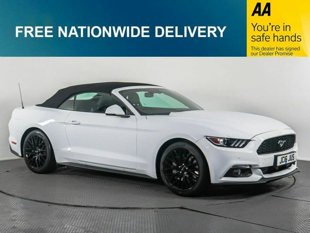 2016 Ford Mustang 2.3 (317ps) Convertible Auto (16 reg)