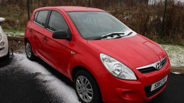 2011 Hyundai i20 1.2 Classic 5d (11 reg)