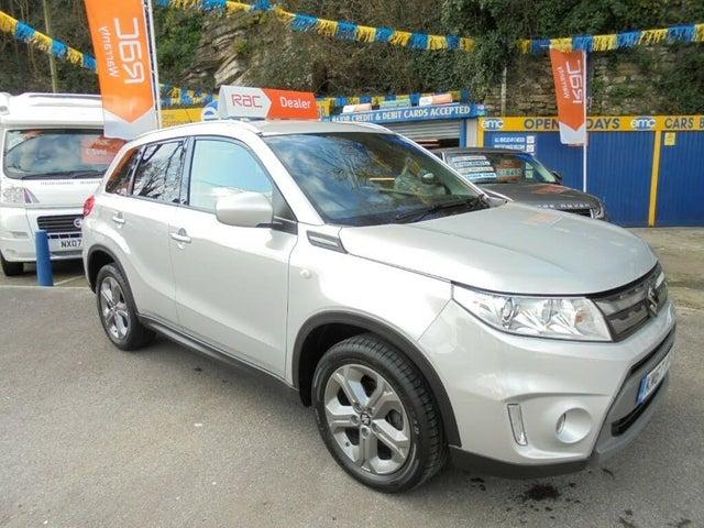 2017 Suzuki Vitara 1.6 SZ-T (67 reg)