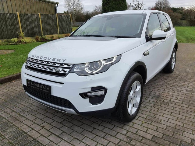 2016 Land Rover Discovery Sport 2.0Td4 HSE (150ps) (s/s) (66 reg)