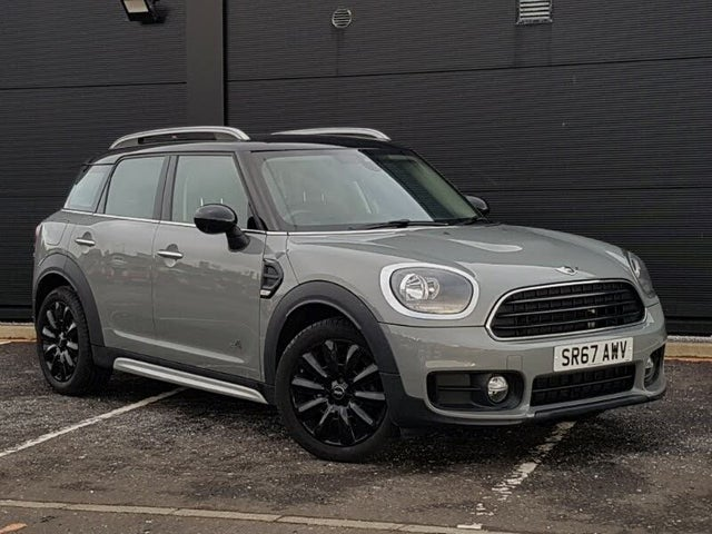 2017 MINI Countryman 1.5 Cooper (s/s) ALL4 Auto (67 reg)