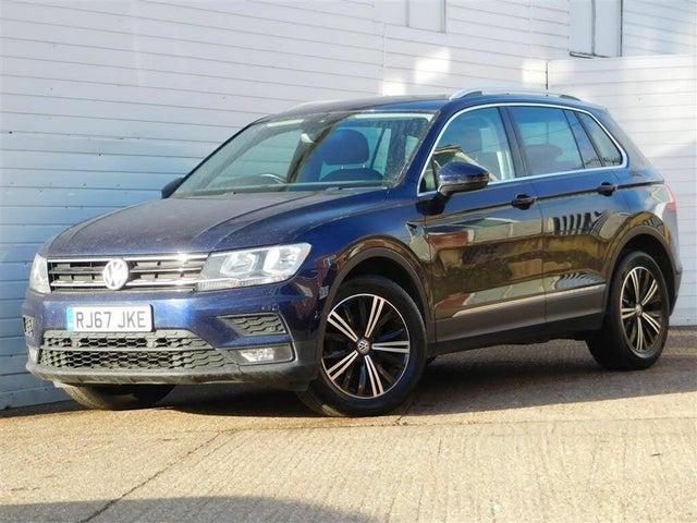 2018 Volkswagen Tiguan 2.0TDI SE Navigation (150ps) (s/s) (67 reg)
