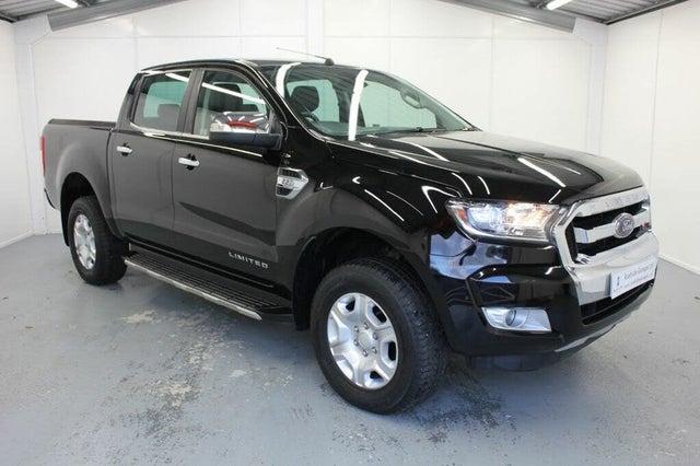 2017 Ford Ranger 2.2TD Limited (160PS) 1 Pickup (68 reg)