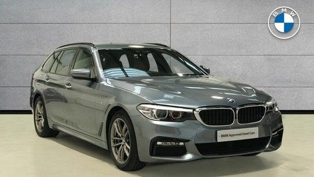 2018 BMW 5 Series 2.0TD 525d M Sport Touring 5d (18 reg)