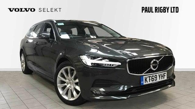 2020 Volvo V90 2.0TD D4 Momentum Plus (69 reg)