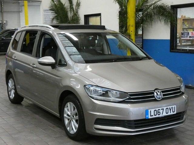 2018 Volkswagen Touran 1.6TDI SE Family (67 reg)