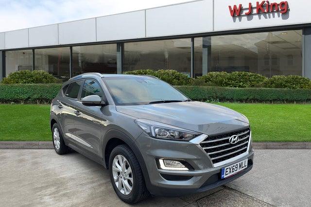 2019 Hyundai Tucson 1.6 GDi SE Nav (69 reg)