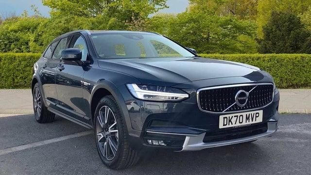 2020 Volvo V90 2.0TD D5 Cross Country Plus (70 reg)
