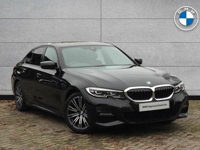2019 BMW 3 Series 2.0 320i M Sport (184bhp) (Plus Pack) Saloon 4d (69 reg)