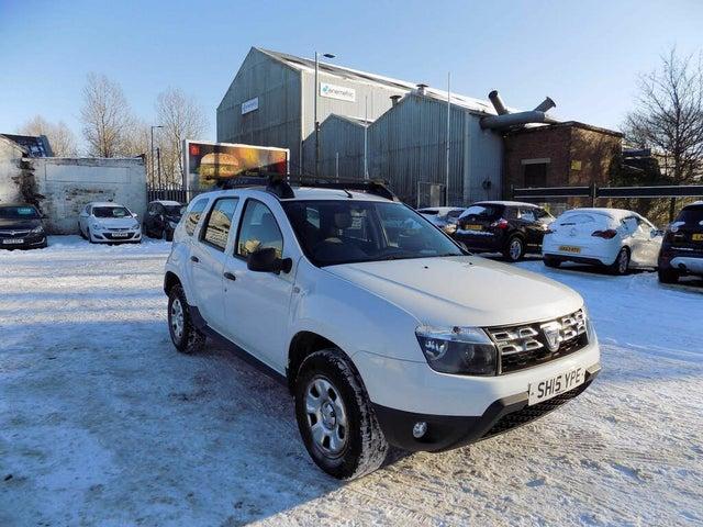 2015 Dacia Duster 1.5D Ambiance (107bhp) (15 reg)