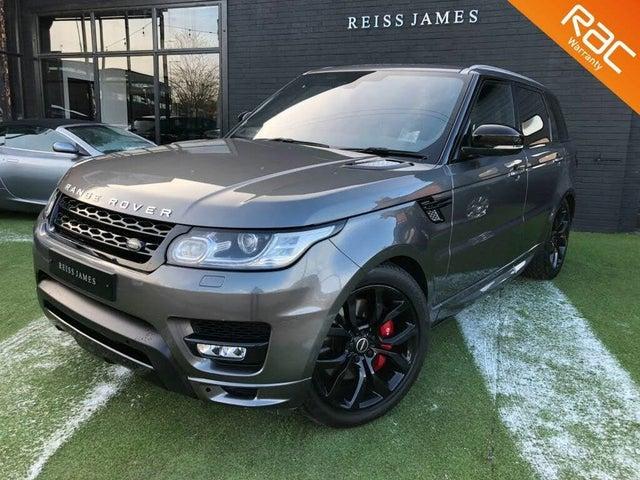 2015 Land Rover Range Rover Sport 5.0 Autobiography Dynamic (510bhp) (4WD) 4999cc (15 reg)