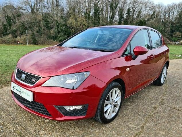 2013 Seat Ibiza 1.2 FR TSI (105ps) Hatchback 5d (62 reg)