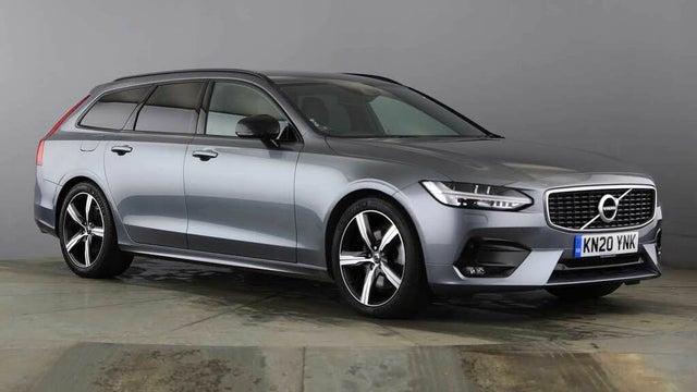 2020 Volvo V90 2.0TD D5 R-Design Plus (20 reg)