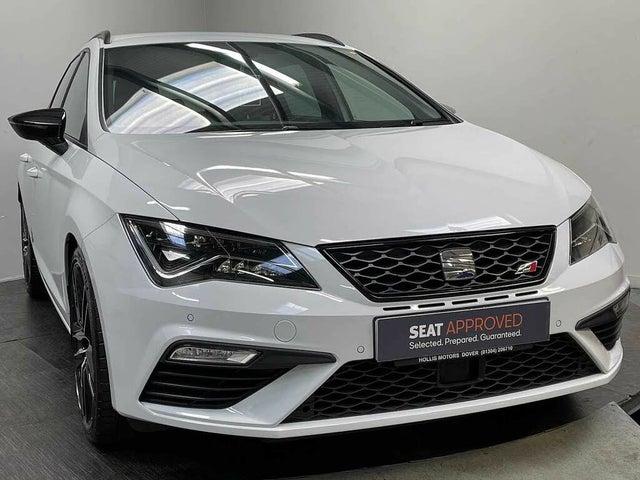 2018 Seat Leon 2.0 TSI Cupra 300 4Drive Estate 5d DSG (18 reg)