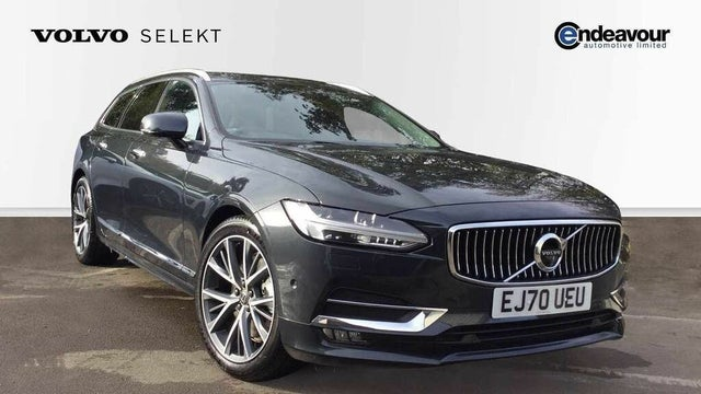 2020 Volvo V90 2.0 T5 Inscription Plus (70 reg)