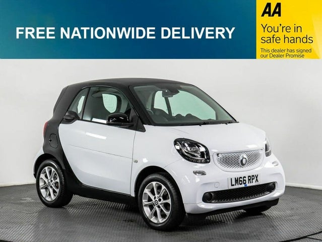 2016 Smart fortwo 1.0 Passion (71bhp) (s/s) Coupe Twinamic (66 reg)