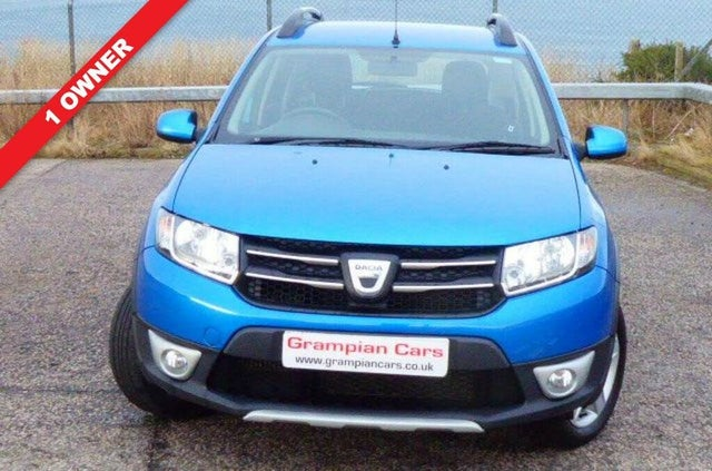 2014 Dacia Sandero Stepway 0.9 Laureate (14 reg)