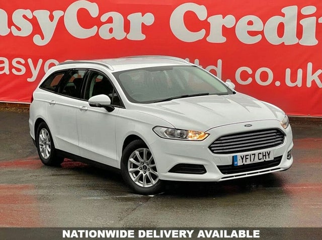 2017 Ford Mondeo 1.5TDCi Style ECO Estate 1498cc (0F reg)