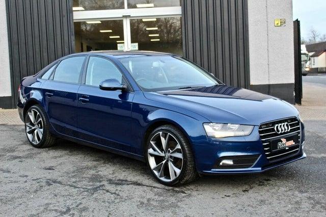 2015 Audi A4 2.0TDI SE Technik (150ps) (s/s) Multitronic (65 reg)