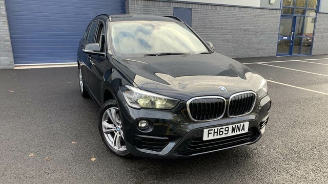 2020 BMW X1 (69 reg)
