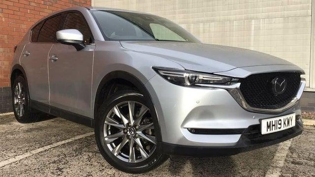 2019 Mazda CX-5 2.0 GT Sport (NAV+) (19 reg)