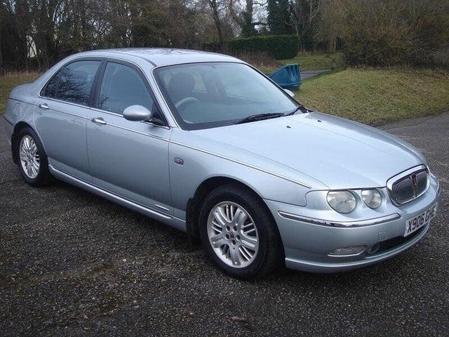 2000 Rover 75 2.0 Club SE