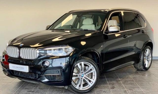 2014 BMW X5 3.0TD M50d 4X4 Auto (14 reg)
