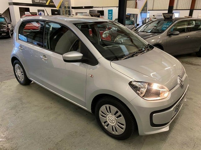 2013 Volkswagen up! 1.0 Move Up BlueMotion Tech 5d (13 reg)