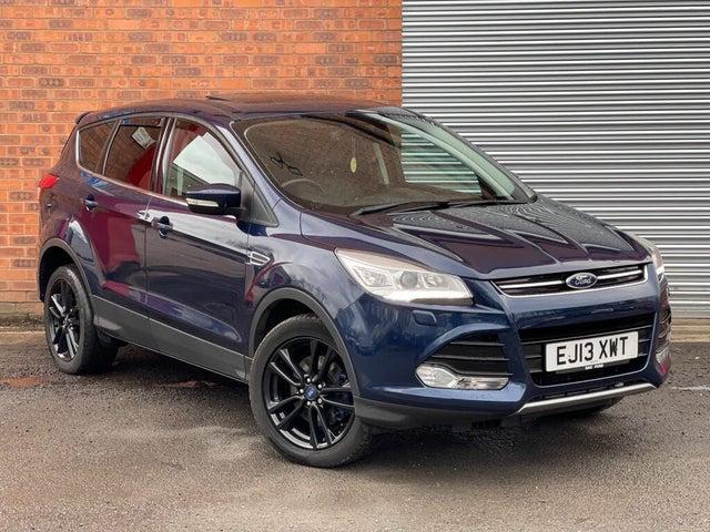2013 Ford Kuga 2.0TDCi Titanium X (163ps) 4X4 Powershift (13 reg)