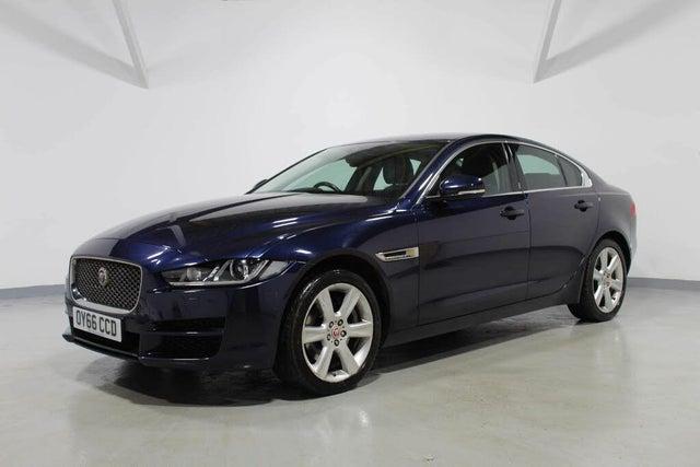 2016 Jaguar XE 2.0d Portfolio (180ps) (AWD) Auto (66 reg)