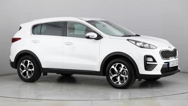 2020 Kia Sportage 1.6CRDi 2 48V DCT (20 reg)