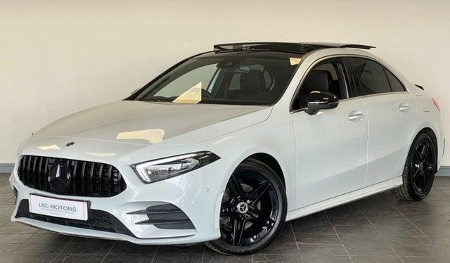 2019 Mercedes-Benz A-Class (04 reg)