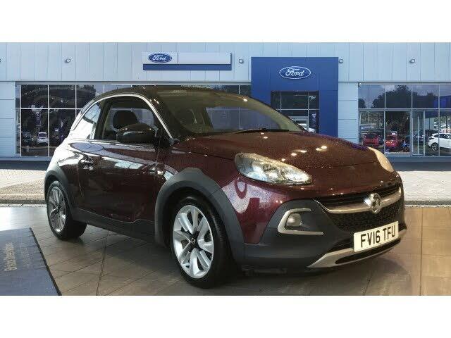 2016 Vauxhall ADAM 1.0i Turbo ROCKS AIR (Tech Pk) (s/s) (16 reg)