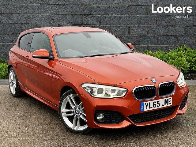 2016 BMW 1 Series 2.0TD 118d M Sport 3d Auto (65 reg)