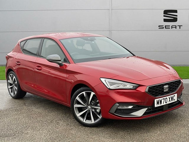 2020 Seat Leon 1.5 eTSI FR First Edition Hatchback (70 reg)